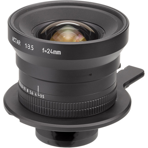 Cambo ACTAR-24 24mm f/3.5 Lens for ACTUS-B