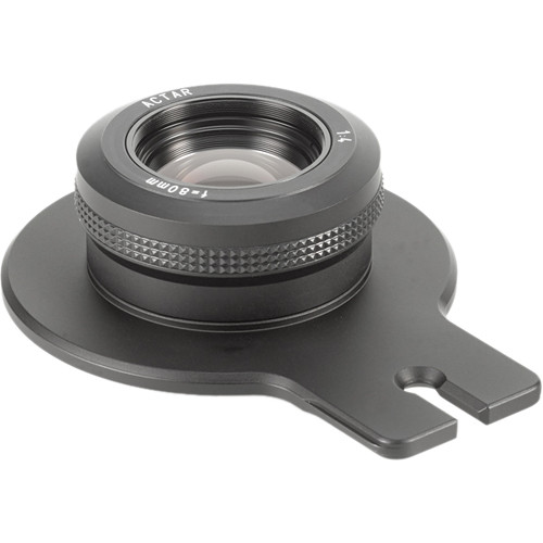 Cambo ACTAR-80 80mm f/4.0 Lens for ACTUS-B