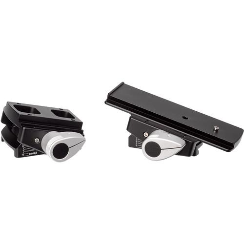 Cambo Dual Base Tilt Unit Kit for Actus Front Rear Retrofit