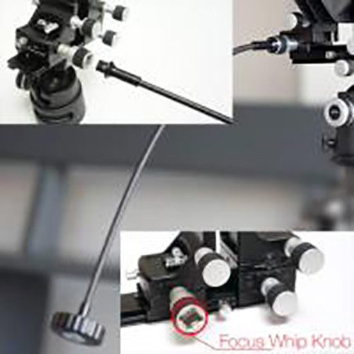 Cambo AC-FC500 Focus Whip Set with Focus Knob for Actus Series Cameras