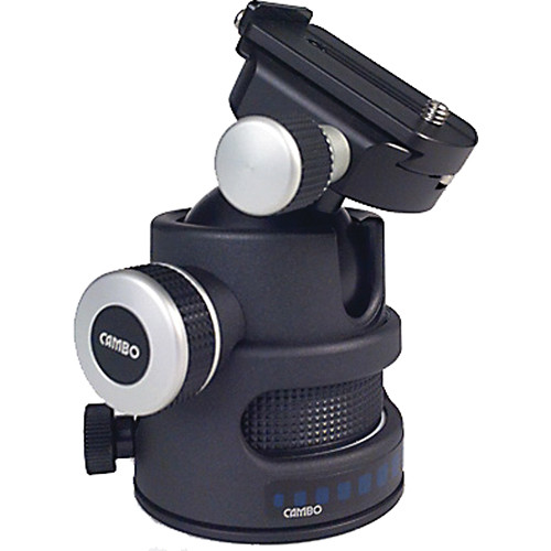 Cambo CBH-6 Ball Head with Quick Release Plate