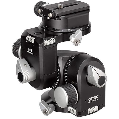 Cambo PCH Precision Controlled Geared Head