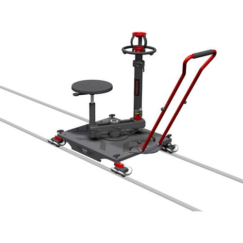 Cambo VPD-4 Multipurpose 4-Wheel Dolly Kit with Flight Case