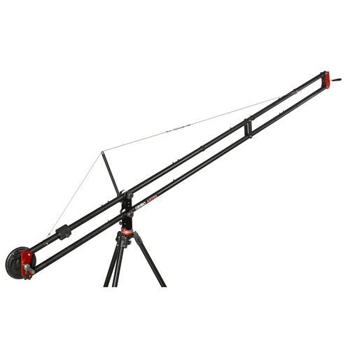 "Cambo Artes-L EPT Video Boom with Electronic Pan/Tilt Unit (120"")"