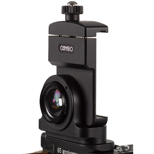 Cambo WRS-1060S iPhone Holder with Wide-Angle iPro Lens