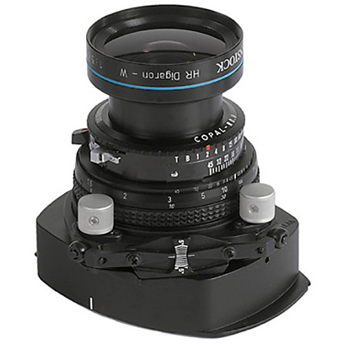 Cambo WTS-870 Tilt-Swing Lens Panel with Rodenstock HR Digaron-W 70mm f/5.6 Lens