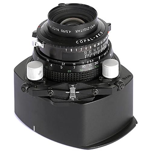 Cambo WTS-890 Tilt-Swing Lens Panel with Schneider Apo-Digitar 90mm f/4.5 N Lens