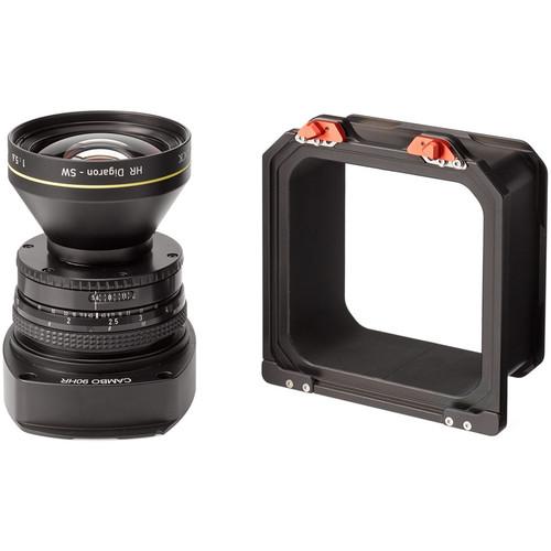 Cambo WRA-2090 Lens Panel with Rodenstock HR Digaron-SW 90mm f/5.6 Lens