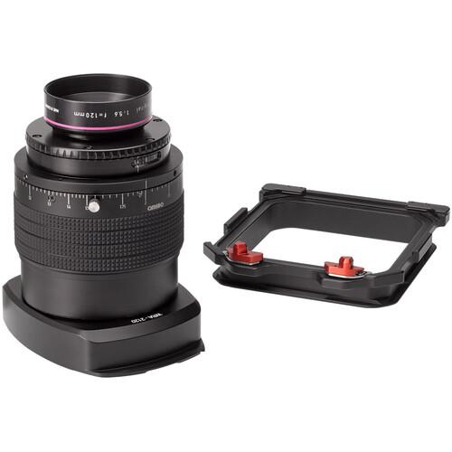 Cambo WRA-2120 Lens Panel with Rodenstock Apo-Macro-Sironar digital 120mm f/5.6 Lens