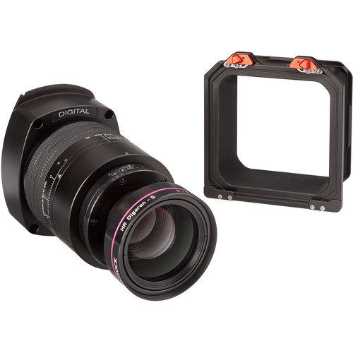 Cambo WRA-2180L Lens Panel with Rodenstock HR Digaron-S 180mm f/5.6 Lens