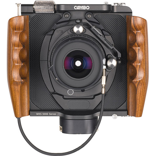 Cambo WRS-5000 Technical Camera (Rosewood)