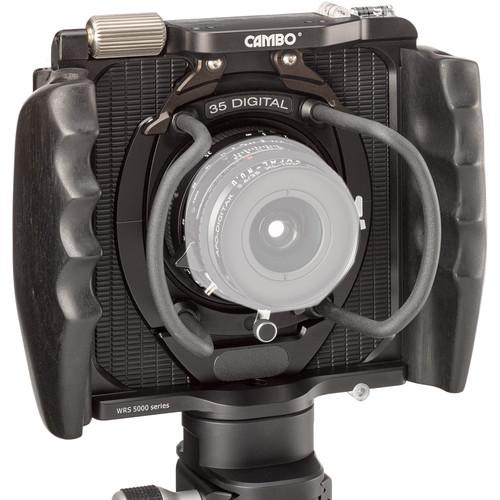 Cambo WRS-5005 Technical Camera (Ebony)