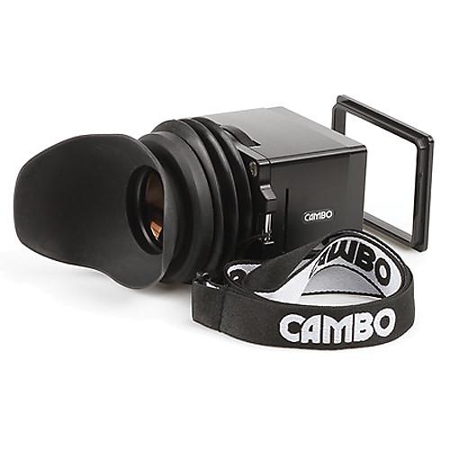 "Cambo CS-28 Loupe Set for 3.2"" Screen"
