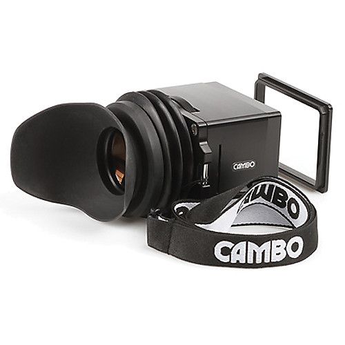 "Cambo CS-28 Loupe Set for 3.2"" Screen"