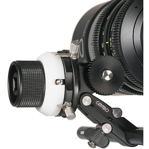 Cambo Single Rod Follow Focus with Hard Stops for 15mm Rods