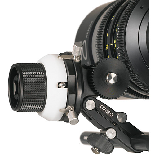 Cambo Single Rod Follow Focus with Hard Stops for 19mm Rods