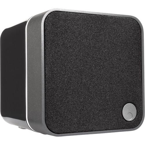 Minx Min 12 Full-Range Satellite Speaker (High-Gloss Black, Single)