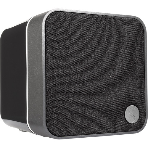 Cambridge Audio Minx Min 12 Full-Range Satellite Speaker (High-Gloss Black, Single)