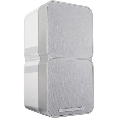 Cambridge Audio Minx Min 22 2-Way Satellite Speaker (High-Gloss White, Single)