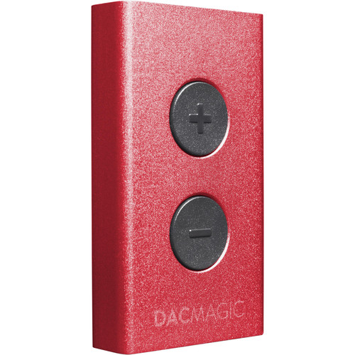 Cambridge Audio DacMagic XS Portable USB Digital to Analog Converter (Version 2, Red)