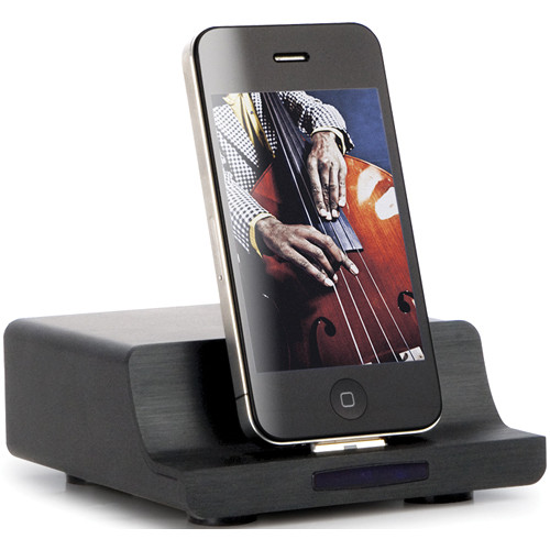 Cambridge Audio iD100 Digital Dock for iPad, iPod, & iPhone (Black)