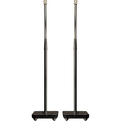 Cambridge Audio 600P Adjustable Floor Stand for Minx Min 11/21 (High Gloss Black)