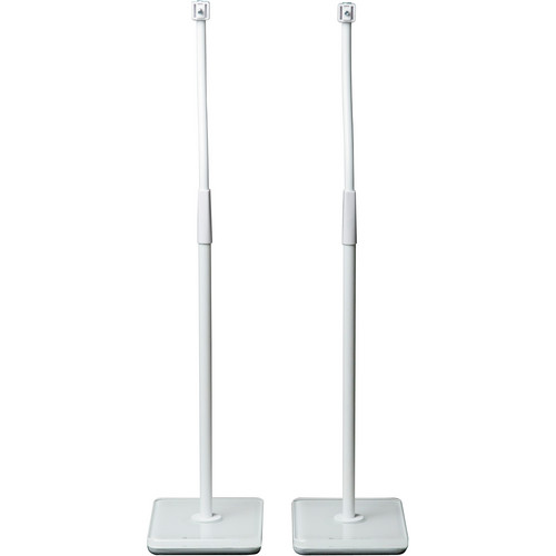 Cambridge Audio 600P Adjustable Floor Stand for Minx Min 11/21 (High Gloss White)