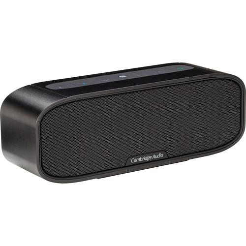 Cambridge Audio Minx G2 Mini Portable Bluetooth Speaker (Black)