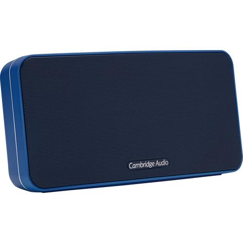 Cambridge Audio Go V2 Portable Bluetooth Speaker (Blue)