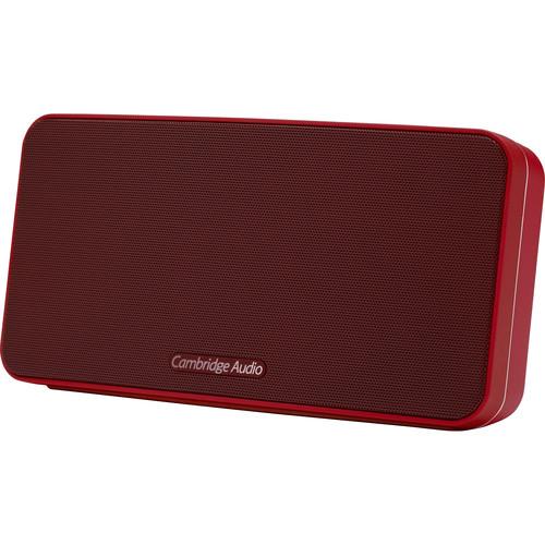 Cambridge Audio Go V2 Portable Bluetooth Speaker (Red)