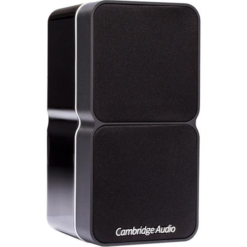 Cambridge Audio Minx Min 22 Bookshelf Speaker (Black)