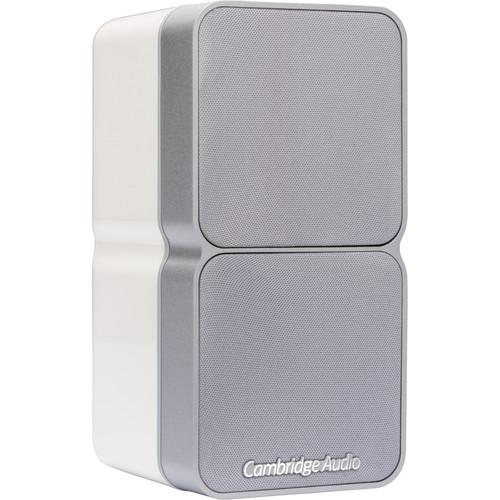 Cambridge Audio Minx Min 22 Bookshelf Speaker (White)
