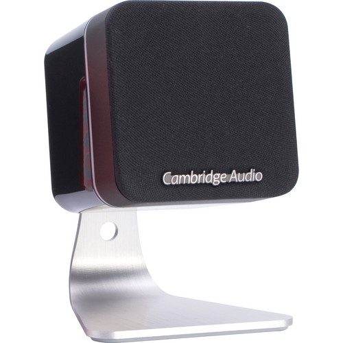 Cambridge Audio 600D Table Top Stand for Minx Min 11/21 (Brushed Aluminum)