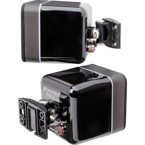 Cambridge Audio 400M Pivoting Wall Mount for Minx Min 11/21 (Black)