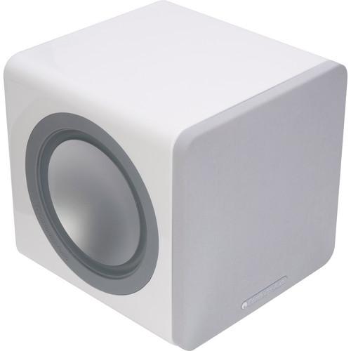 Cambridge Audio Minx X200 Subwoofer (High Gloss White)