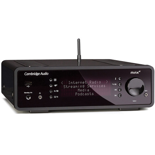 Cambridge Audio Minx Xi Digital Music System (High Gloss Black)