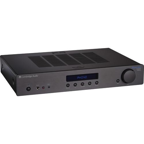 Cambridge Audio Topaz AM10 Integrated Amplifier (Black)
