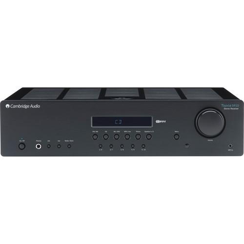 Cambridge Audio Topaz SR10 AM/FM Stereo Receiver (Black)