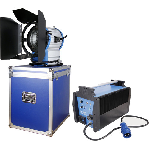CAME-TV 2500W HMI Fresnel Light and Electronic Ballast