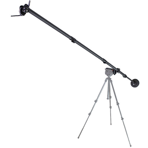 CAME-TV 3MJIB Carbon Fiber Crane Camera Video Jib Arm with Pan Tilt Head