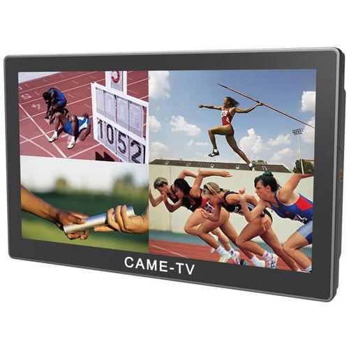 "CAME-TV 10.1"" UHD 4K Broadcast Monitor"
