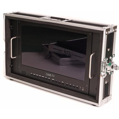 "CAME-TV 15.6"" UHD 4K Broadcast Director Rackmount Monitor"