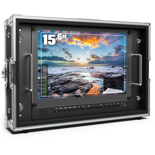 """CAME-TV 4K HDMI Carry-On Broadcast Monitor (15.6"""")"""