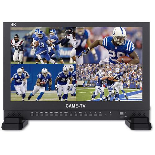 "CAME-TV 17.3"" 4K UHD IPS Broadcast Monitor"