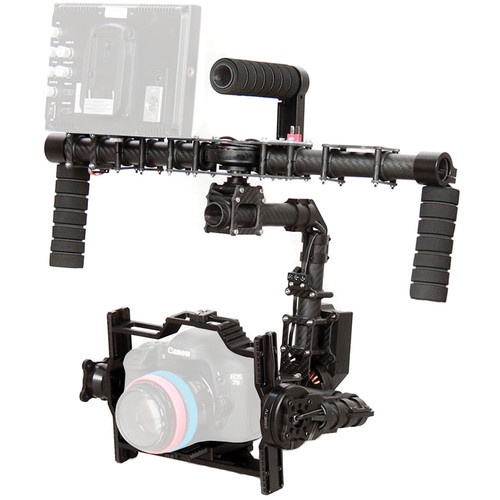 CAME-TV CAME-7800 3-Axis Camera Gimbal