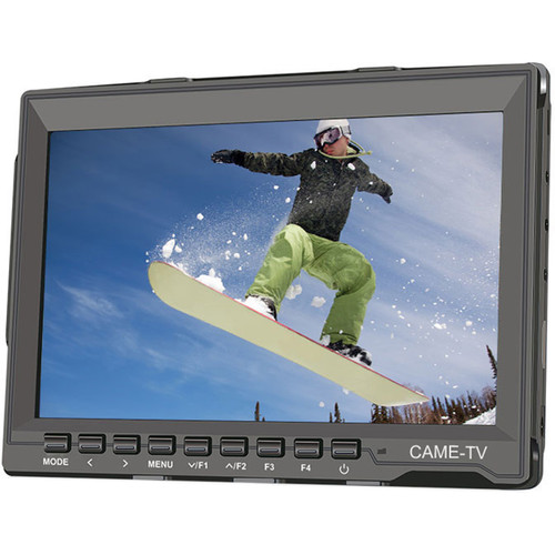 "CAME-TV 7"" HDMI Field Monitor & 4000mAh Lithium-Ion Battery"