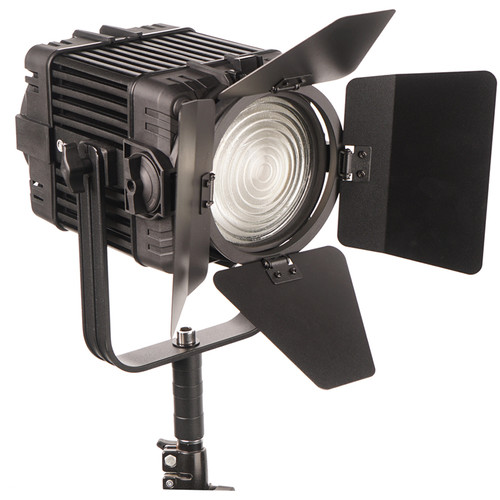 CAME-TV Boltzen 100W Fanless Focusable Fresnel Daylight LED Light