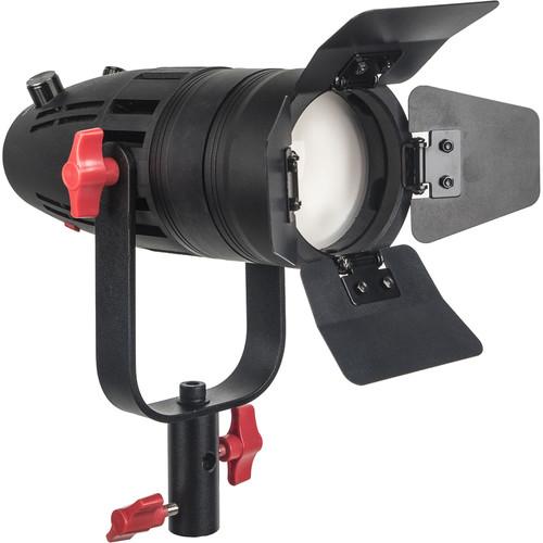 CAME-TV Boltzen 30W Fresnel Fanless Focusable LED Bi-Color 1-Light with Bag