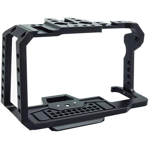 CAME-TV Full-Frame Cage Kit 2 for Blackmagic Pocket Cinema Camera 6K/4K
