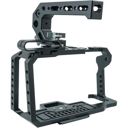 CAME-TV Full-Frame Cage Kit 3 for Blackmagic Pocket Cinema Camera 6K/4K